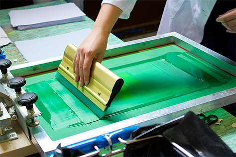 silk-screen-printing
